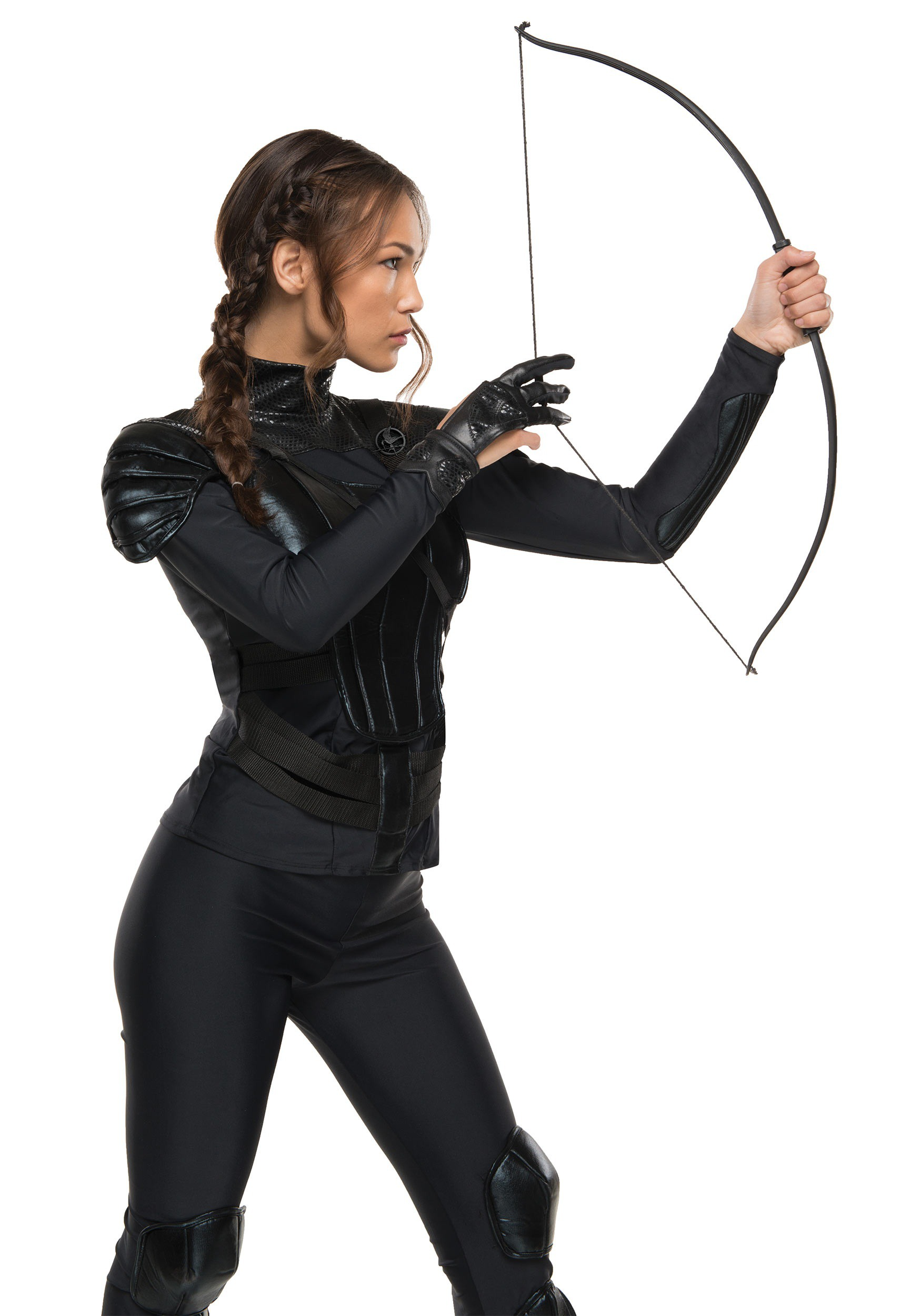 the hunger games adult katniss glove. Black Bedroom Furniture Sets. Home Design Ideas