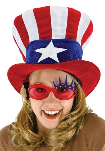 Uncle Sam Hat for Adults
