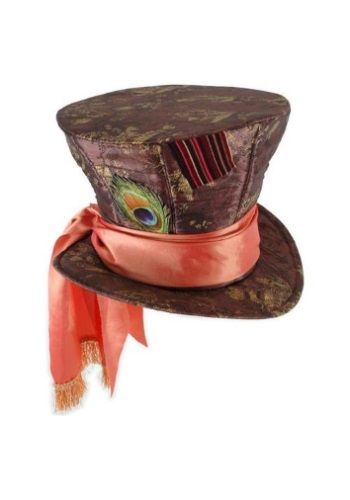 Click Here to buy Mad Hatter Top Hat from HalloweenCostumes, USA Funds & Shipping