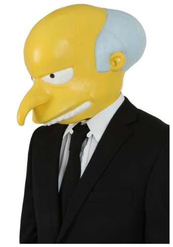 Click Here to buy Mr. Burns Mask from HalloweenCostumes, USA Funds & Shipping