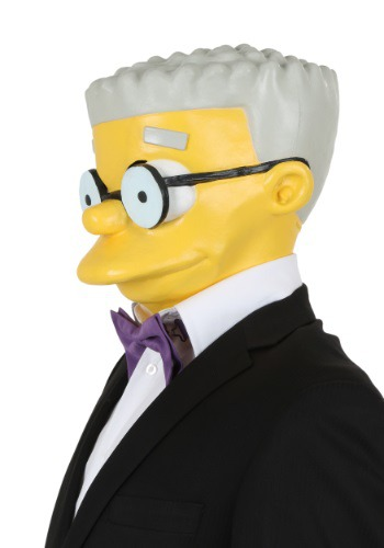 Click Here to buy Smithers Mask from HalloweenCostumes, USA Funds & Shipping