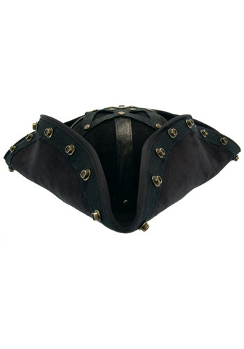 Click Here to buy Blackbeard Pirate Hat from HalloweenCostumes, USA Funds & Shipping
