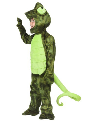 Toddler Chameleon Costume