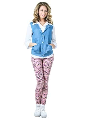 Click Here to buy Adult Back to the Future Jennifer Parker Costume from HalloweenCostumes, CDN Funds