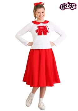 Women's Grease Rydell High Cheerleader Costume Update1