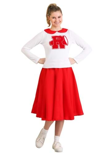 Click Here to buy Womens Grease Rydell High Cheerleader Costume from HalloweenCostumes, CDN Funds