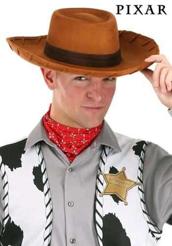 Adult Deluxe Woody Cowboy Hat Update