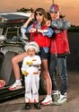Womens Adult Marty McFly Costume alt 2