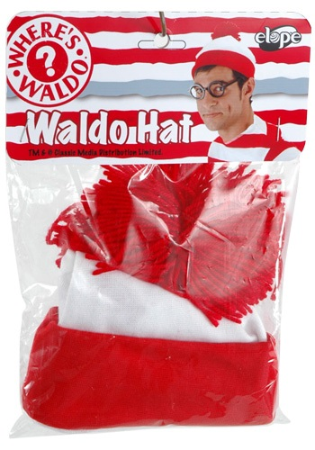 Where's Waldo Hat