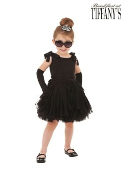 Toddler Breakfast at Tiffany's Holly Golightly Costume Updat