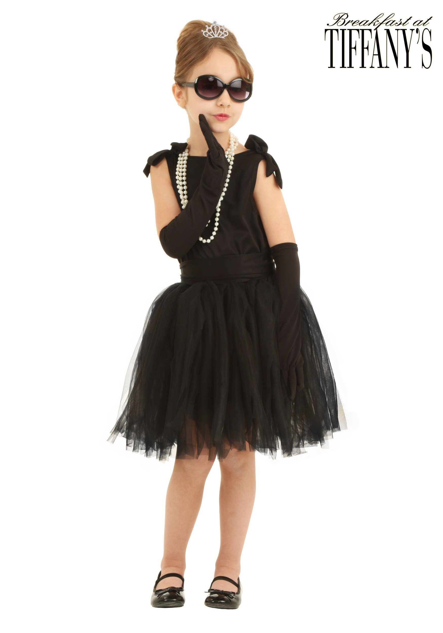child breakfast at tiffany s holly golightly costume