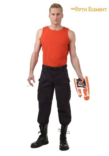 Fifth Element Korben Dallas Costume