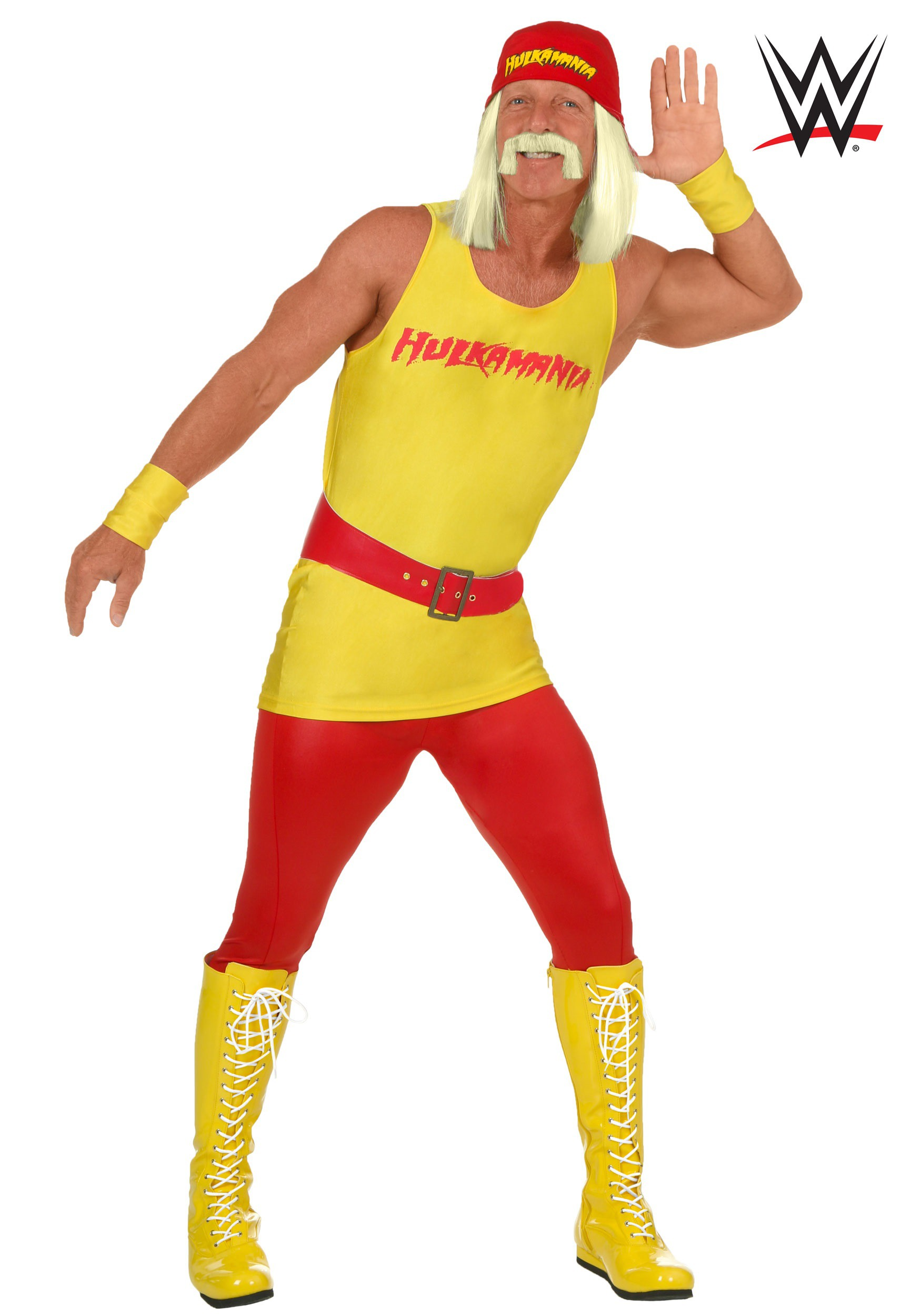 Hulk Hogan Dress Up