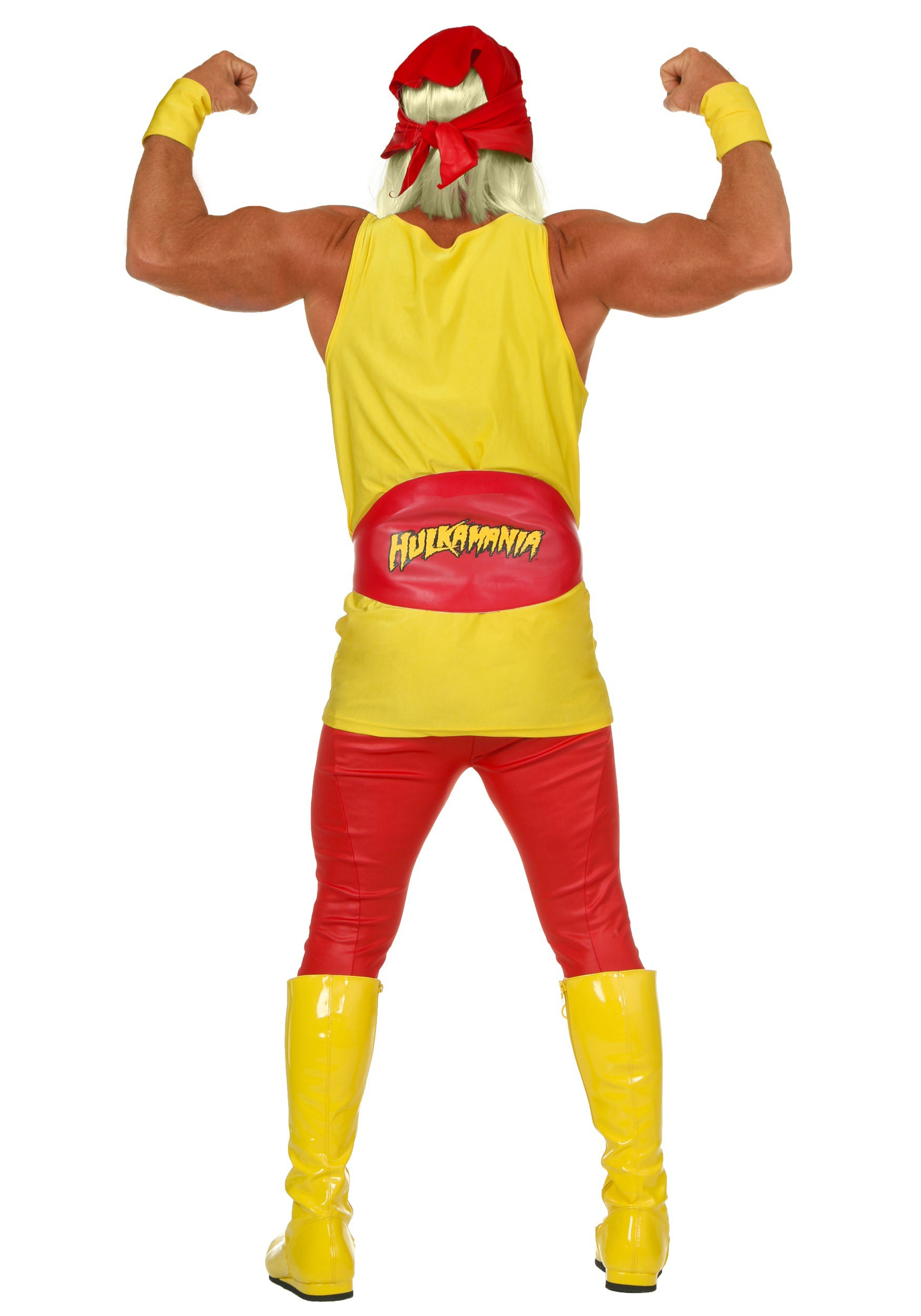 Hulk Hogan Costume