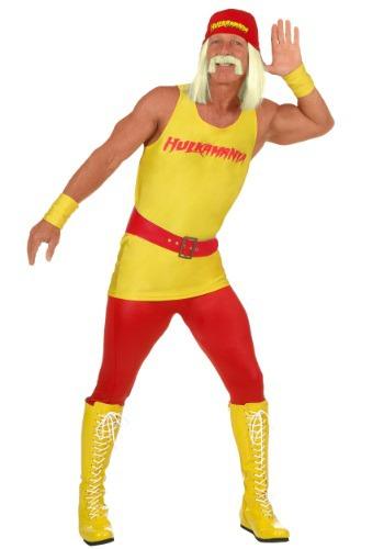 Mens WWE Hulk Hogan Costume