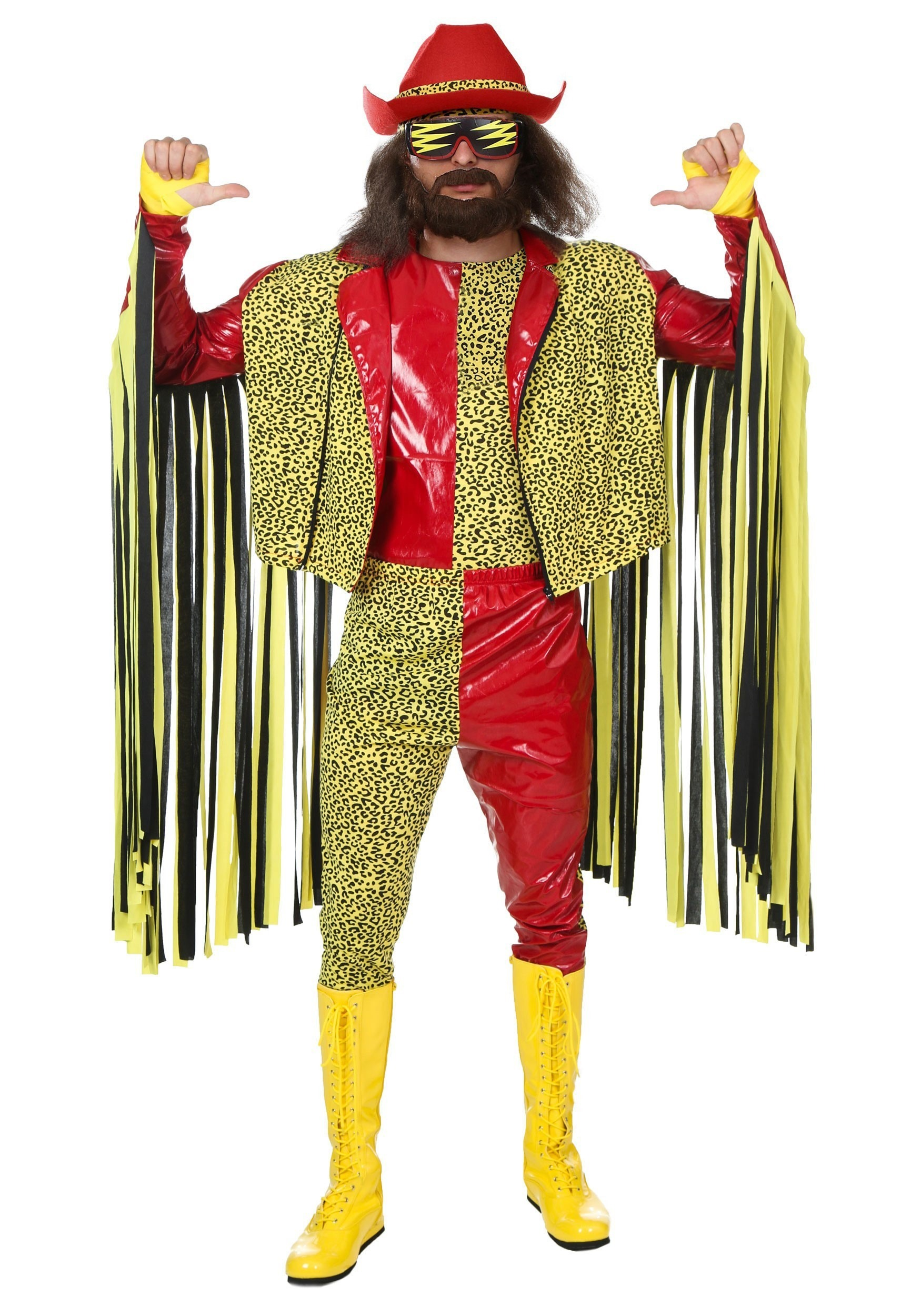Macho Man Randy Savage Costume FUN6101AD