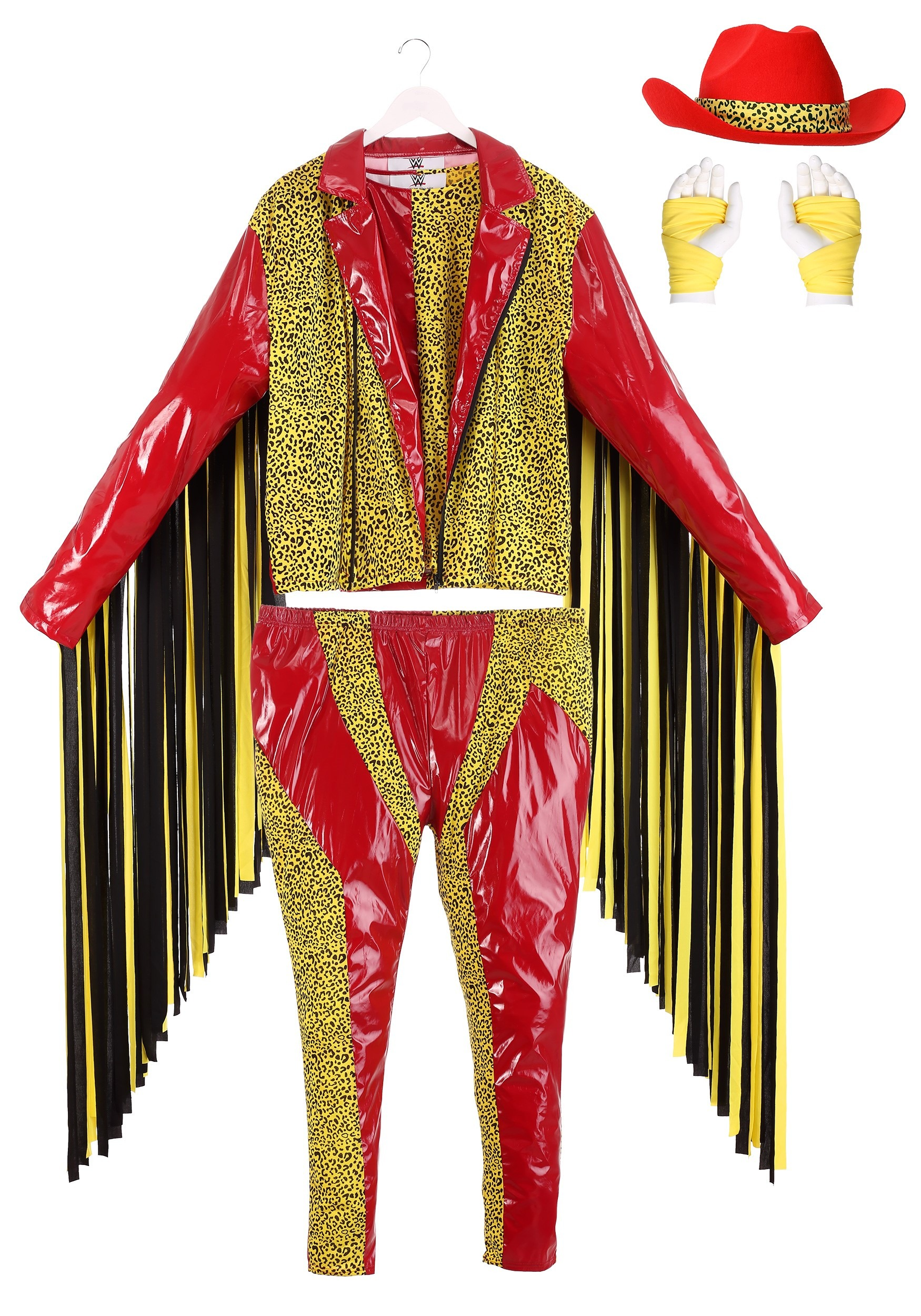 f9adf320a74e04 Plus Size Macho Man Randy Savage Costume