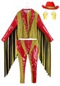 Plus Size Macho Man Randy Savage Costume Alt 6