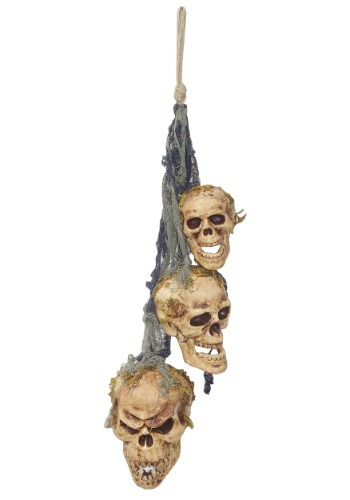 Hanging Rotten Skulls By: Sunstar Industries for the 2015 Costume season.