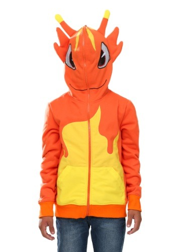 Kids Slugterra Costume Hooded Sweatshirt