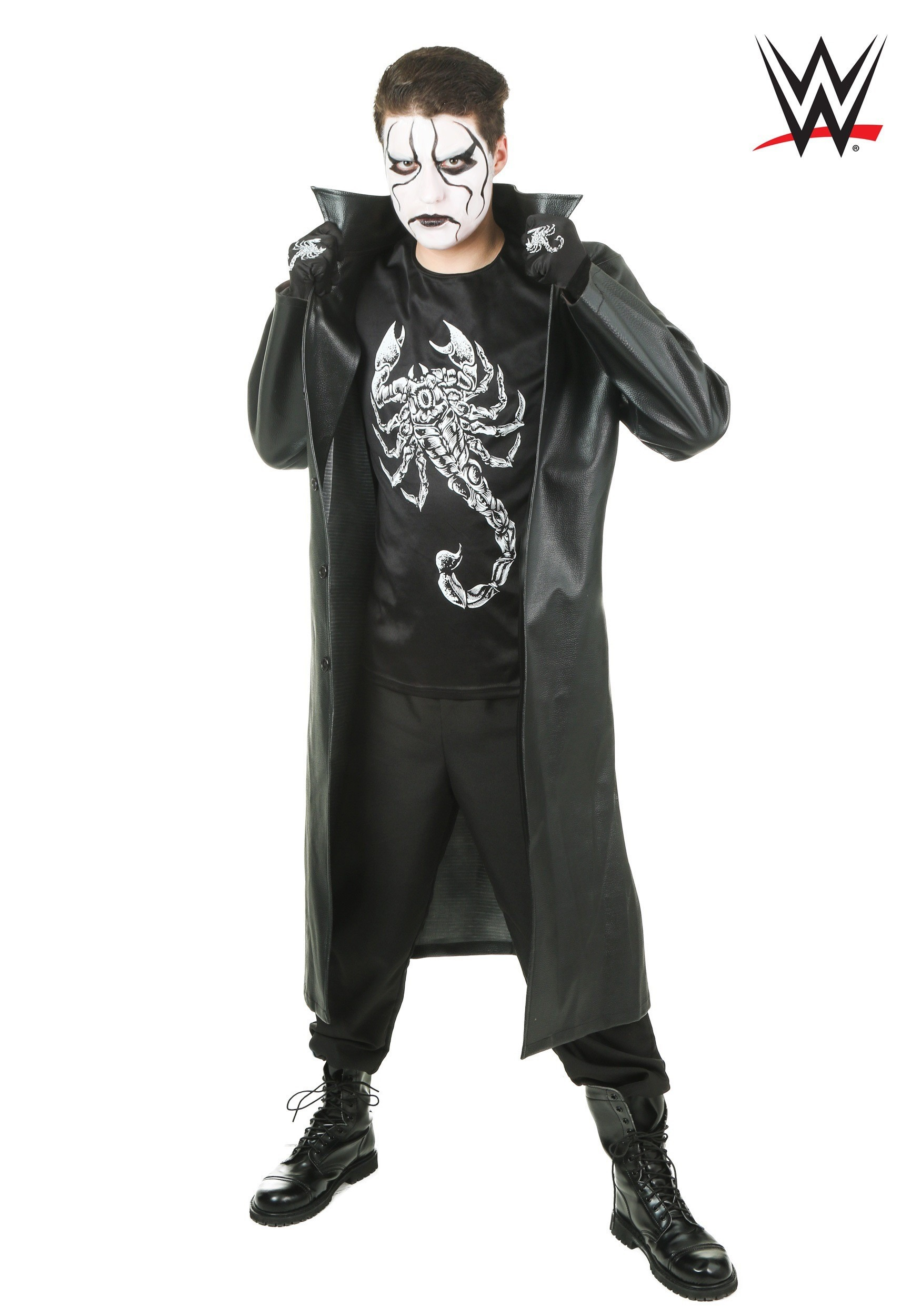 Wrestling Costumes & Exclusive WWE Suits - HalloweenCostumes.com