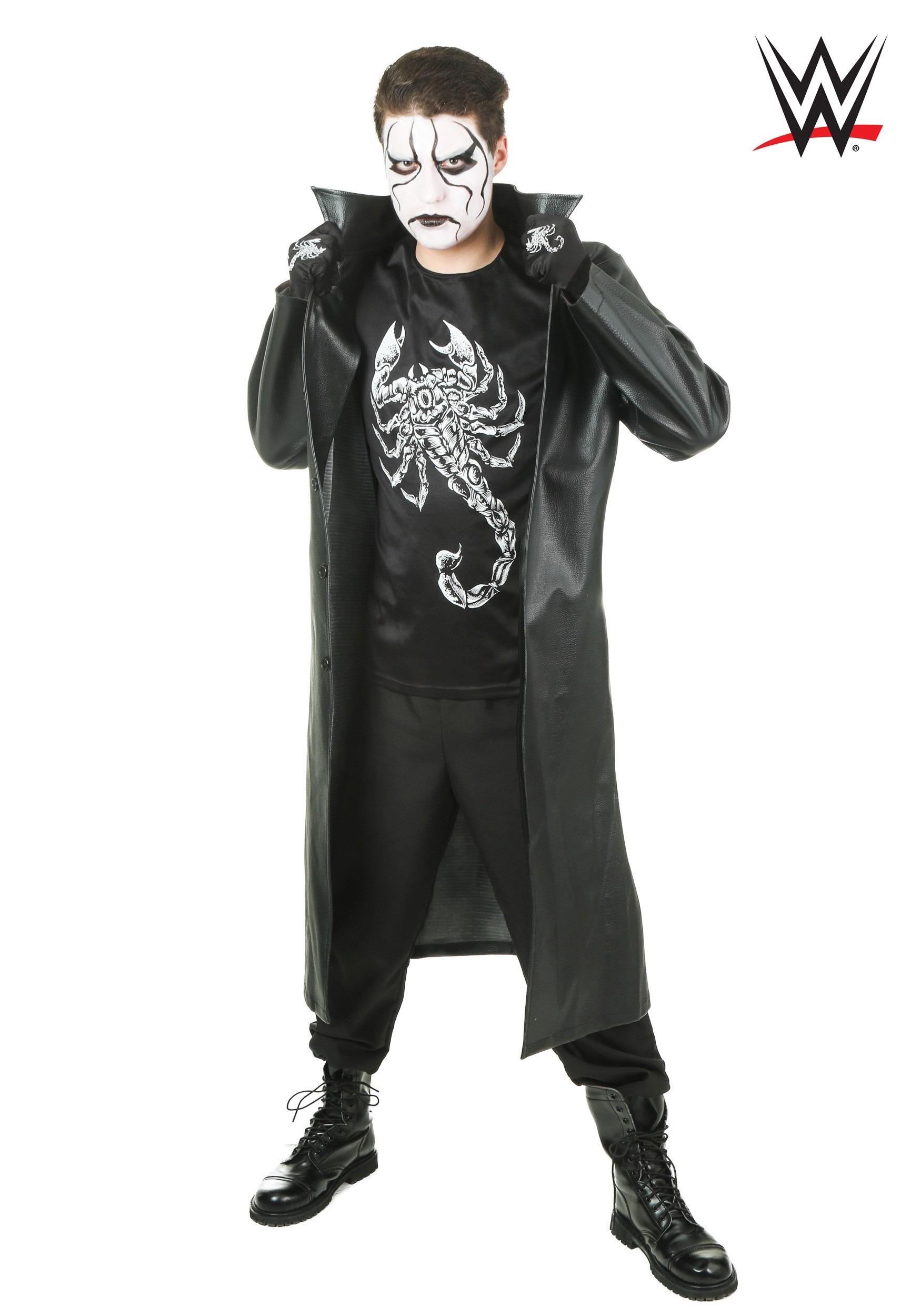 Wwe Halloween Costumes Adults