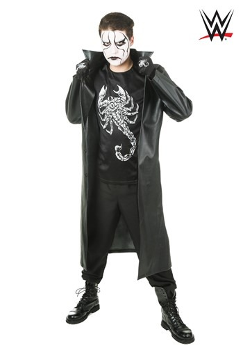 WWE Sting Costume