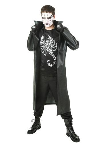 WWE Mens Sting Costume