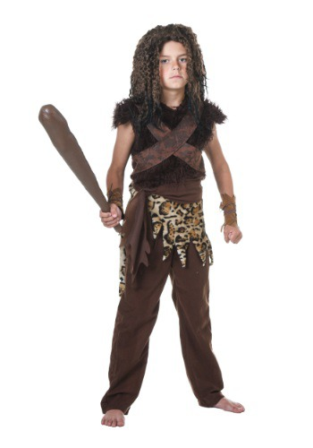 Click Here to buy Kids Caveman Costume from HalloweenCostumes, USA Funds & Shipping