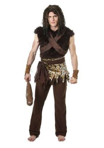 Click Here to buy Adult Caveman Costume from HalloweenCostumes, USA Funds & Shipping
