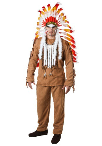 Click Here to buy Village People Native Costume from HalloweenCostumes, USA Funds & Shipping