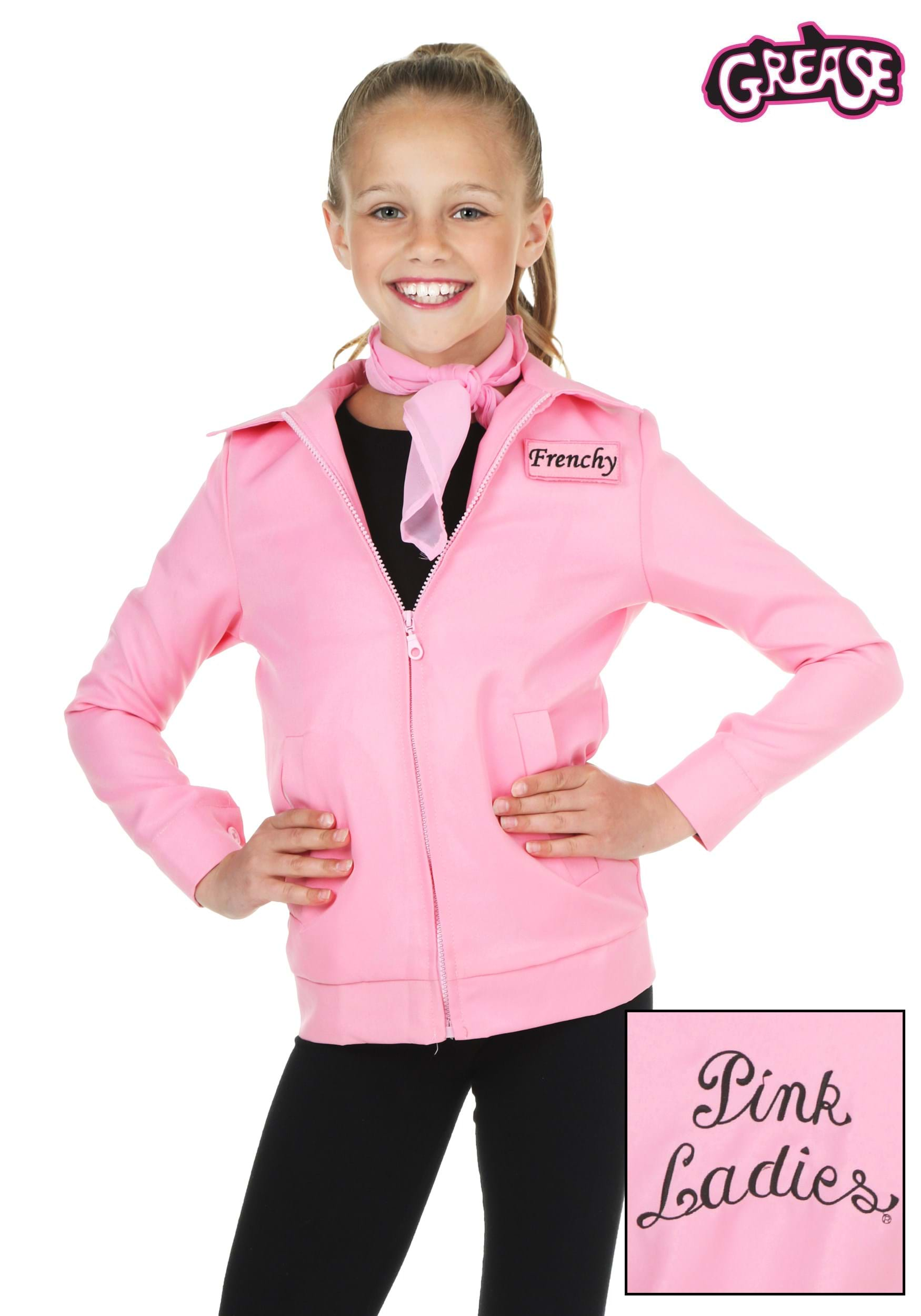 how to make a pink ladies jacket