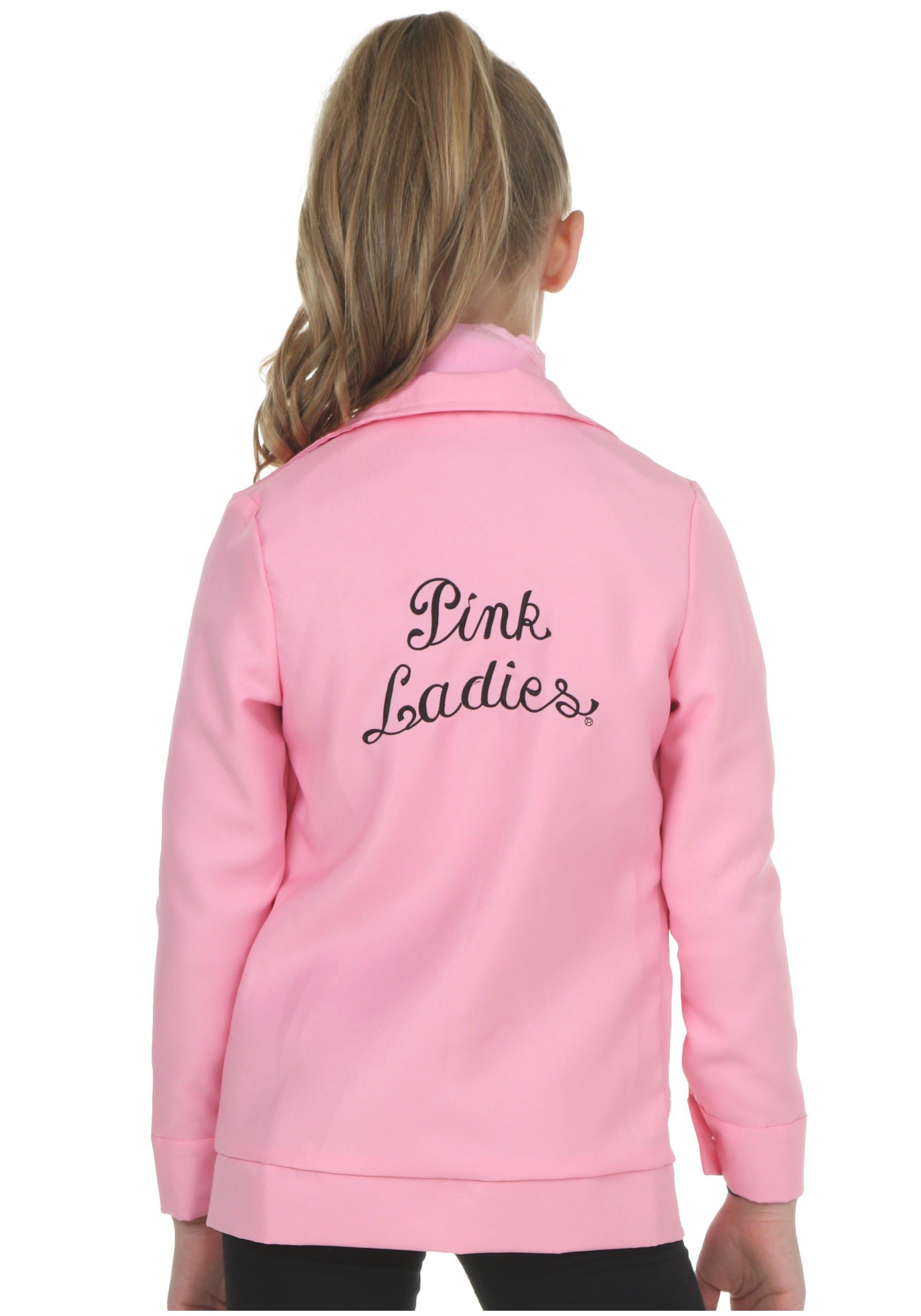 Pink Ladys Jacket GCCY0s