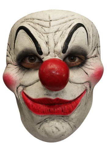 Adult Clown #4 Mask