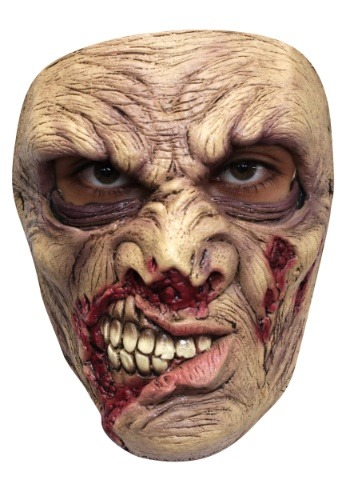 Adult Zombie #8 Scary Mask