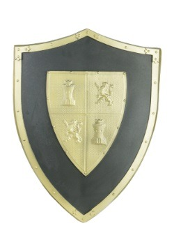 Gold-Edged Shield