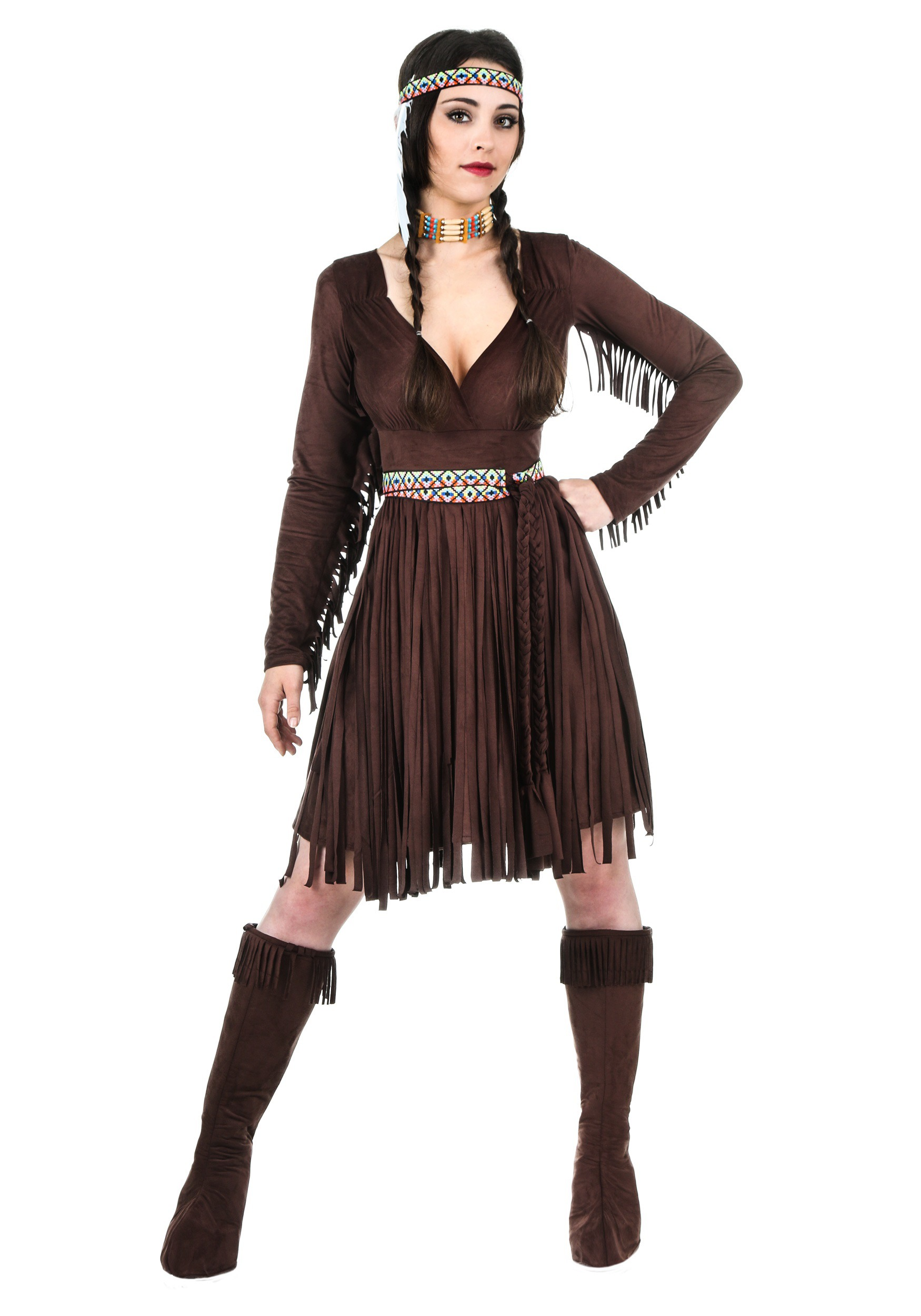 plus size women u0026 39 s native american dress costume