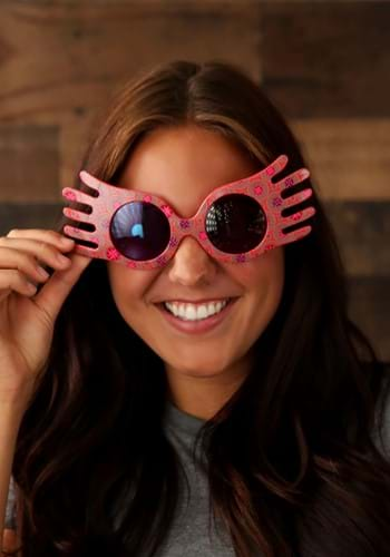 Click Here to buy Harry Potter Luna Lovegood Spectre Specs from HalloweenCostumes, USA Funds & Shipping