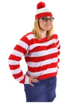 Plus Size Where's Wenda Costume