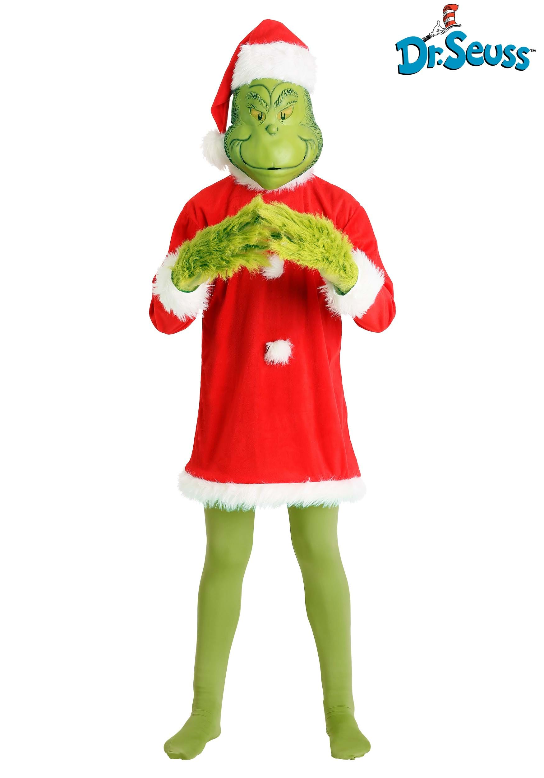 Deluxe Grinch Costume  sc 1 st  Halloween Costumes & Rental Costumes - Costumes for Rent - HalloweenCostumes.com