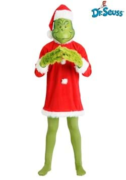 Deluxe Grinch Costume Update