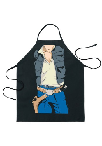 Star Wars Han Solo Character Apron