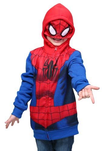 Spider-Man Kid's Costume Hoodie ILMS6L0006OL