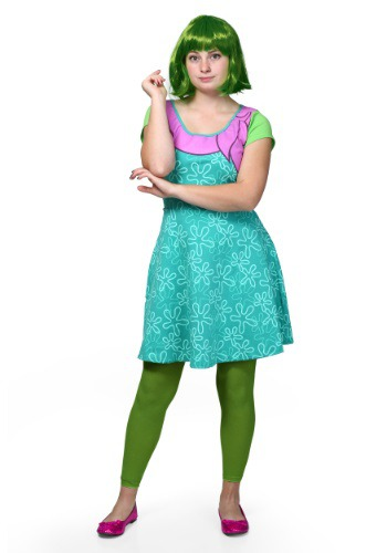 Click Here to buy Womens I Am Disgust Skater Dress from HalloweenCostumes, CDN Funds