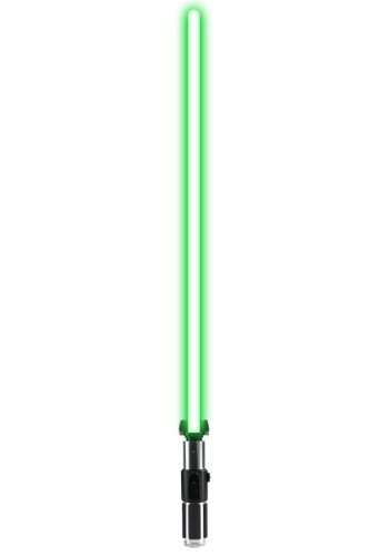 Star Wars Yoda Deluxe Force FX Lightsaber