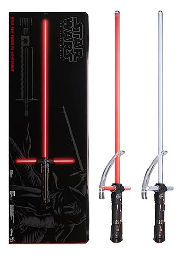 Image of Star Wars Ep. 7 Kylo Ren Force FX Deluxe Lightsaber