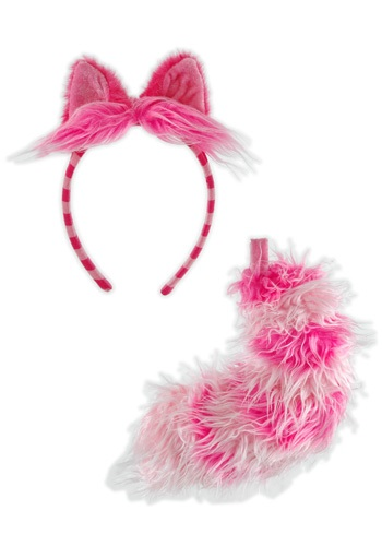 Cheshire Cat Ears and Tail Accessory
