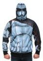 Men's Star Wars Episode 7 Phasma Costume Hooded Sweatshirt