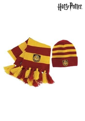 Hogwarts Scarf and Hat By: Elope for the 2015 Costume season.