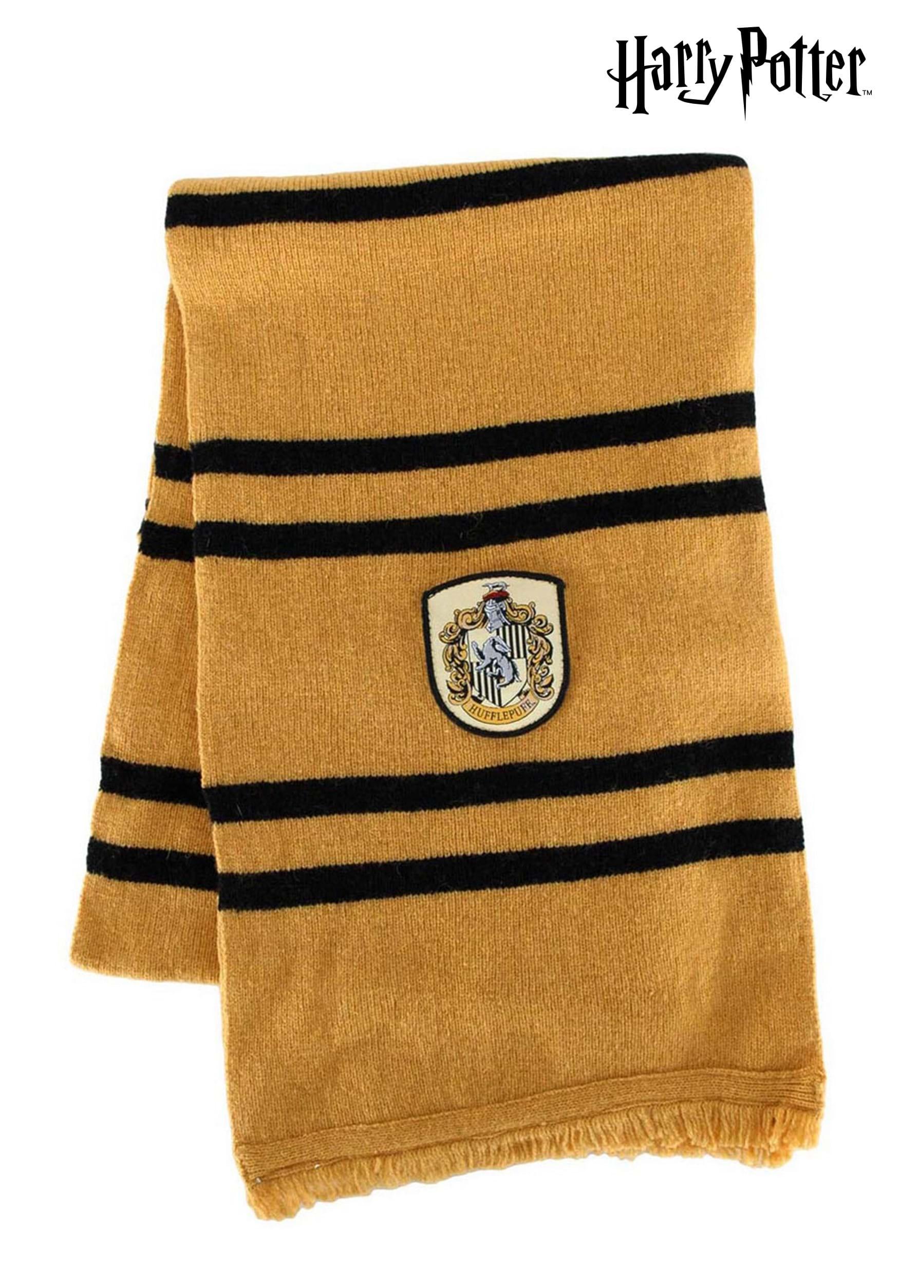 Harry Potter Hufflepuff Scarf Knitting Pattern : Hufflepuff Scarf